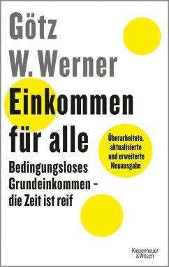 Einkommen für alle (eBook, ePUB) - Werner, Götz W.; Lauer, Enrik