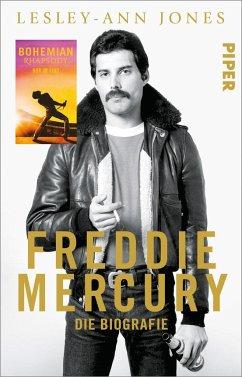 Freddie Mercury - Jones, Lesley-Ann