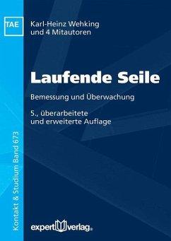 Laufende Seile - Wehking, Karl-Heinz