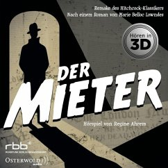 Der Mieter, 1 Audio-CD - Belloc Lowndes, Marie