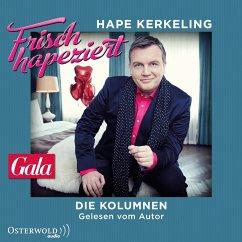 Frisch hapeziert, 3 Audio-CDs - Kerkeling, Hape
