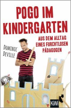Pogo im Kindergarten
