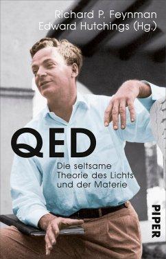 QED - Feynman, Richard P.