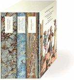 Laurence-Sterne-Werkausgabe / 3 Bde.