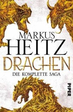 Drachen / Drachen Trilogie Bd.1-3 - Heitz, Markus