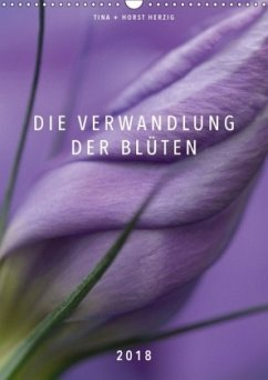 Die Verwandlung der Blüten (Wandkalender 2018 DIN A3 hoch)
