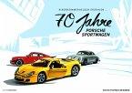 70 Jahre Porsche Sportwagen Immerwährender Kalender
