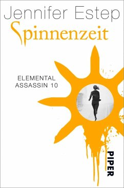 Spinnenzeit / Elemental Assassin Bd.10