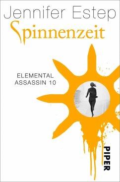 Spinnenzeit / Elemental Assassin Bd.10