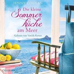 Die kleine Sommerküche am Meer / Floras Küche Bd.1 (2 MP3-CDs) - Colgan, Jenny