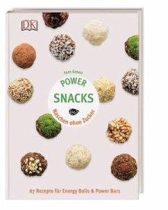 Power Snacks - Green, Fern
