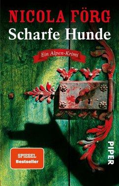 Scharfe Hunde / Kommissarin Irmi Mangold Bd.8 - Förg, Nicola
