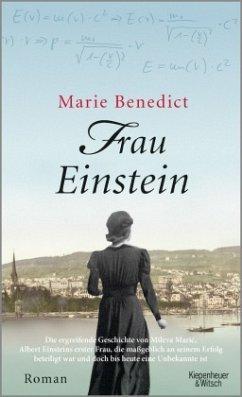 Frau Einstein / Starke Frauen im Schatten der Weltgeschichte Bd.1 - Benedict, Marie