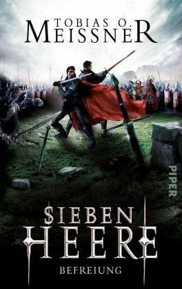 Buch-Reihe Sieben Heere