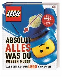 LEGO® Absolut alles was du wissen musst - Hugo, Simon
