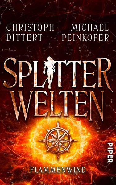 Buch-Reihe Splitterwelten-Trilogie