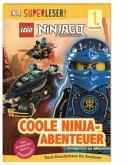 SUPERLESER! LEGO® NINJAGO® Coole Ninja-Abenteuer / Superleser 1. Lesestufe Bd.8