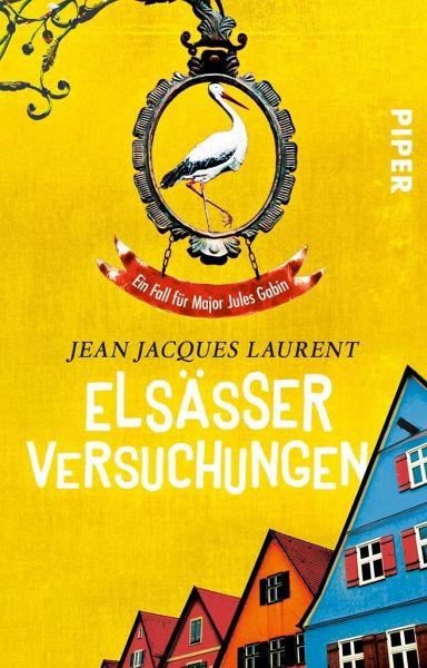 Buch-Reihe Major Jules Gabin