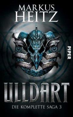 Ulldart / Ulldart - Die komplette Saga Bd.3