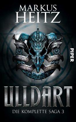 Buch-Reihe Ulldart - Die komplette Saga