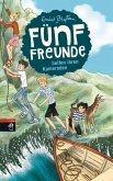 Fünf Freunde helfen ihren Kameraden / Fünf Freunde Bd.9 (Mängelexemplar)