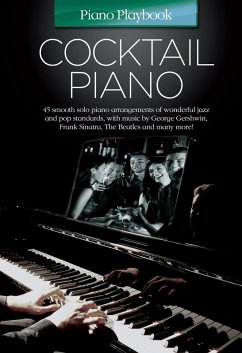 Piano Playbook: Cocktail Piano (eBook, ePUB)