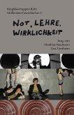 Not, Lehre, Wirklichkeit (eBook, PDF)