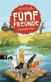 Fünf Freunde auf großer Fahrt / Fünf Freunde Bd.10 (Mängelexemplar)