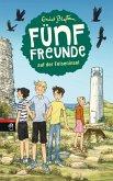 Fünf Freunde auf der Felseninsel / Fünf Freunde Bd.6 (Mängelexemplar)