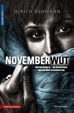 NOVEMBERWUT (eBook, ePUB) - Behmann, Ulrich
