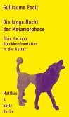 Die lange Nacht der Metamorphose (eBook, ePUB)