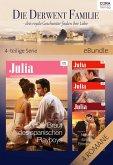 Die Derwent Familie - drei royale Geschwister finden ihre Liebe - 4-teilige Serie (eBook, ePUB)