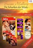 Die Schurken der Wüste - stürmisch, heiß und sinnlich - 13-teilige Serie (eBook, ePUB)