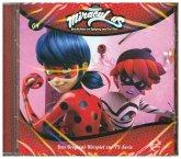 Miraculous - Der Racheplan, 1 Audio-CD