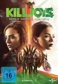 Killjoys - Space Bounty Hunters - Staffel 3 DVD-Box
