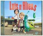 Luis und die Aliens, 1 Audio-CD
