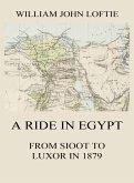 A Ride in Egypt (eBook, ePUB)