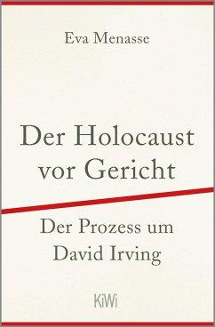 Der Holocaust vor Gericht - Menasse, Eva