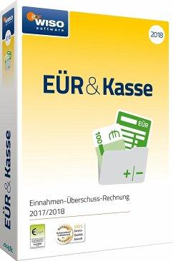 WISO EÜR & Kasse 2018 - Einnahmen-Überschuss-Rechnung 2017/2018 für Selbstständigen und Freiberuflern