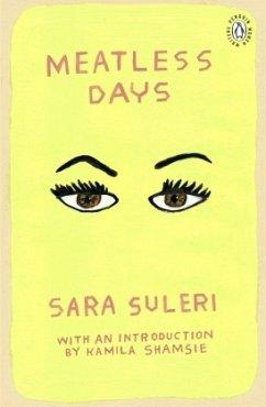 Meatless Days - Suleri, Sara