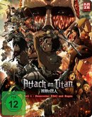 Attack on Titan - Anime Movie Teil 1: Feuerroter Pfeil und Bogen Steelcase Edition