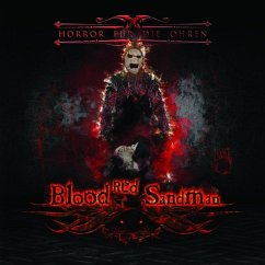 Blood Red Sandman, 2 Audio-CDs - Witzenleiter, Kim Jens