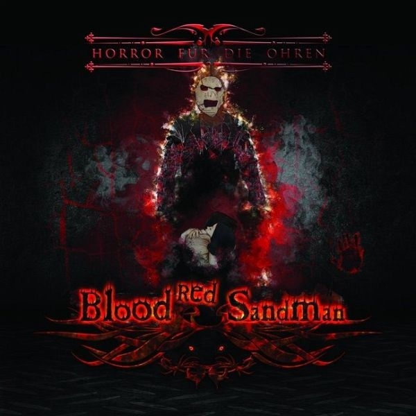Blood Red Sandman, 2 Audio-CDs - Witzenleiter, Kim Jens