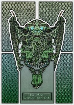 Bestiarium - A Dark Colouring Book - Krafft, Vladi