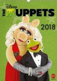 The Muppets (Wandkalender 2018 DIN A3 hoch)