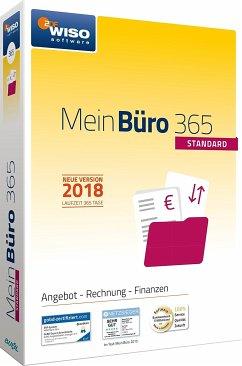 WISO Mein Büro 365 STANDARD - Angebot-Rechnung-...