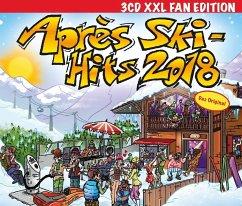 Apres Ski Hits 2018-Xxl Fan Edition - Diverse