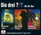Die drei ??? 3er Box, 3 Audio-CD