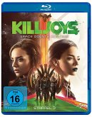 Killjoys - Space Bounty Hunters - Staffel 3 - 2 Disc Bluray