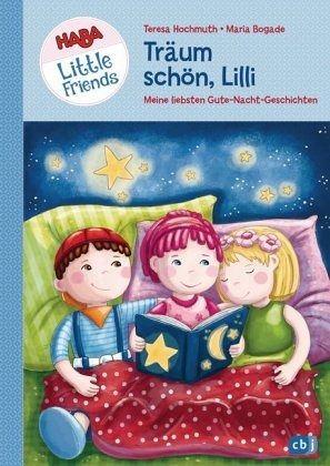 Buch-Reihe HABA Little Friends Vorlesegeschichten